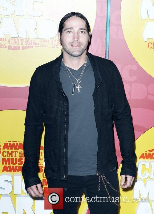 Josh Thompson 2011 CMT Music Awards at The...