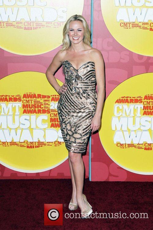Laura Bell Bundy 2011 CMT Music Awards at...