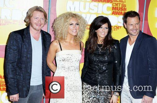 Little Big Town  2011 CMT Music Awards...