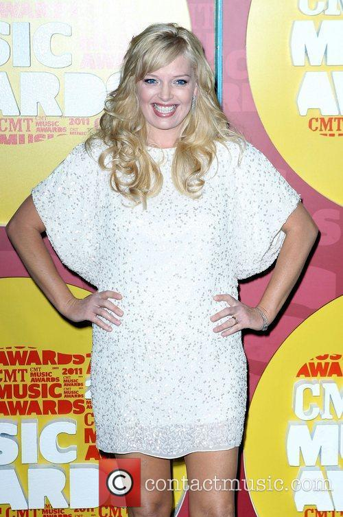 Melissa Peterman 2011 CMT Music Awards at The...