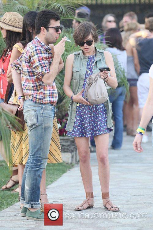 jessica stroup 2011. Jessica Stroup Coachella