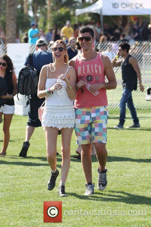 Whitney Port and her boyfriend Ben Nemtin Celebrities...