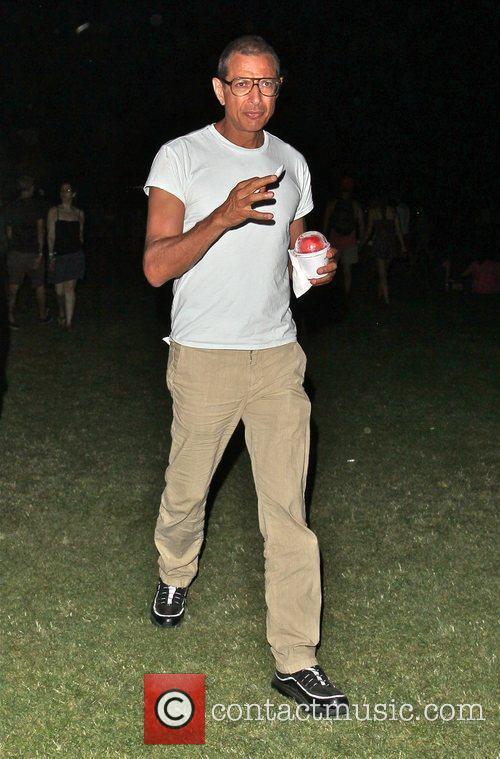 Jeff Goldblum, Coachella