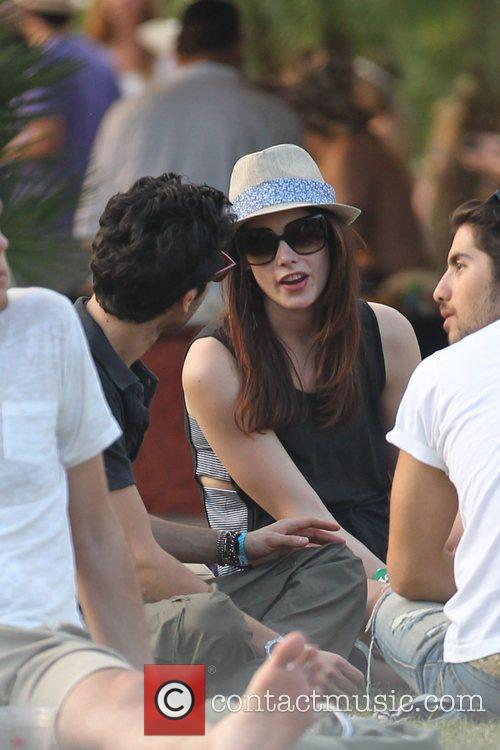 Ashley Greene, Coachella