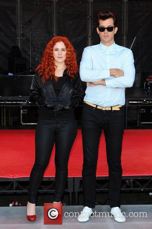 Katy B and Mark Ronson Launch of Coca-Cola's...