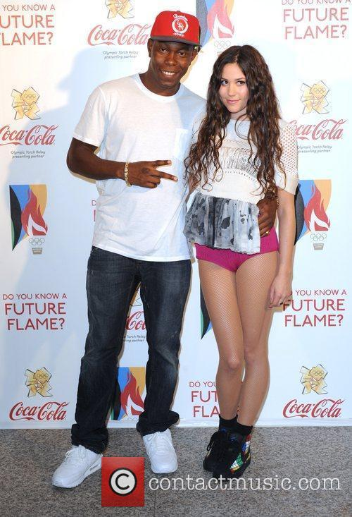 Dizzee Rascal and Eliza Doolittle 6
