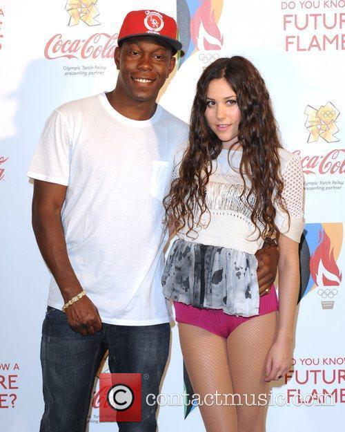 Dizzee Rascal and Eliza Doolittle 5