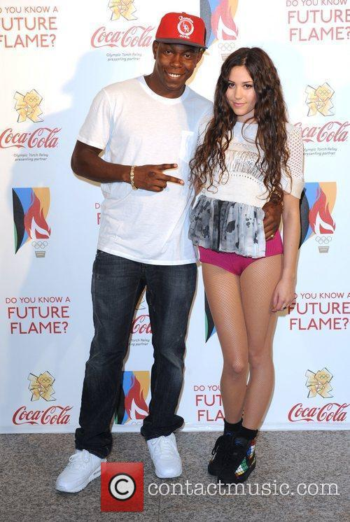 Dizzee Rascal and Eliza Doolittle 11