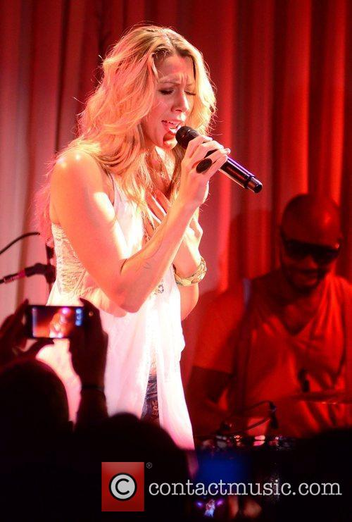 Colbie Caillat  performs at her CD release...