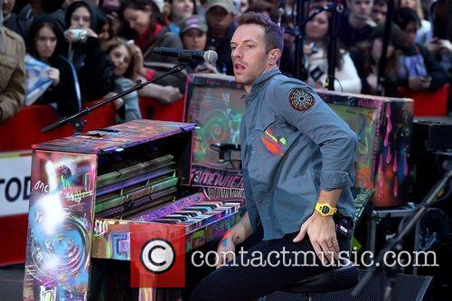 Chris Martin Piano