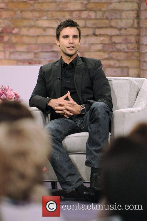Colin Egglesfield  appears on CTV's Marilyn Denis...