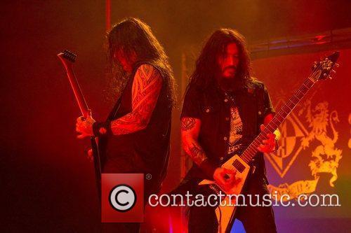 Machine Head and Coliseu Dos Recreios 12