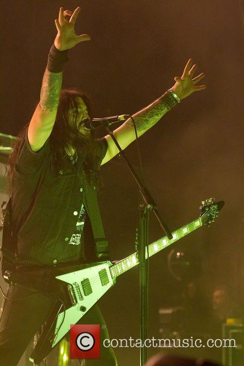 Machine Head and Coliseu Dos Recreios 15