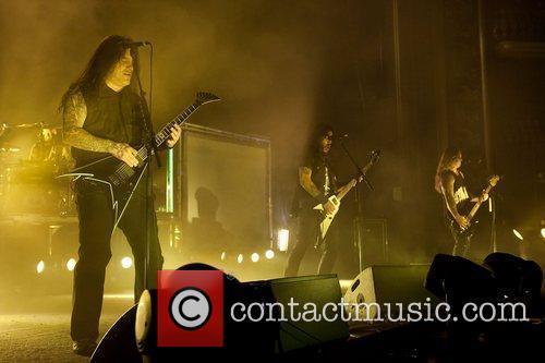 Machine Head and Coliseu Dos Recreios 20