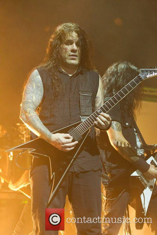 Machine Head and Coliseu Dos Recreios 21