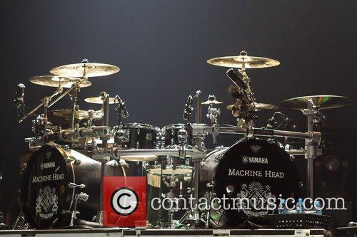 Machine Head and Coliseu Dos Recreios 22