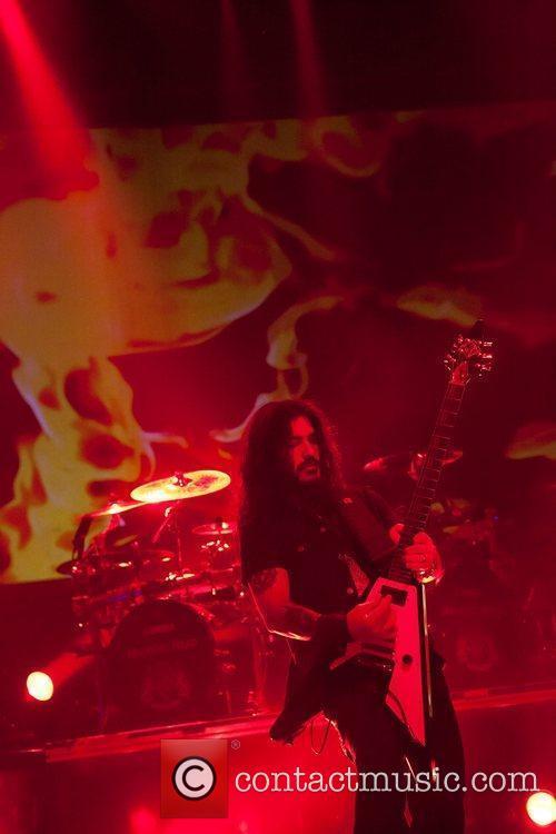 Machine Head and Coliseu Dos Recreios 18