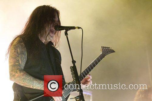 Machine Head and Coliseu Dos Recreios 16