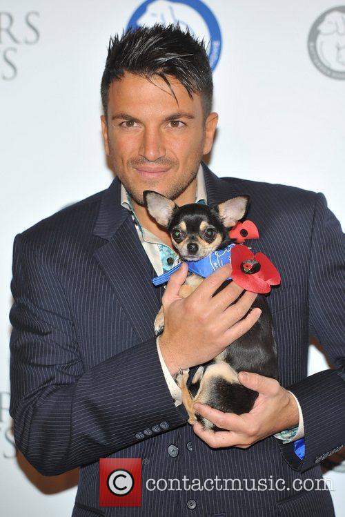 Peter Andre and Evolution 1