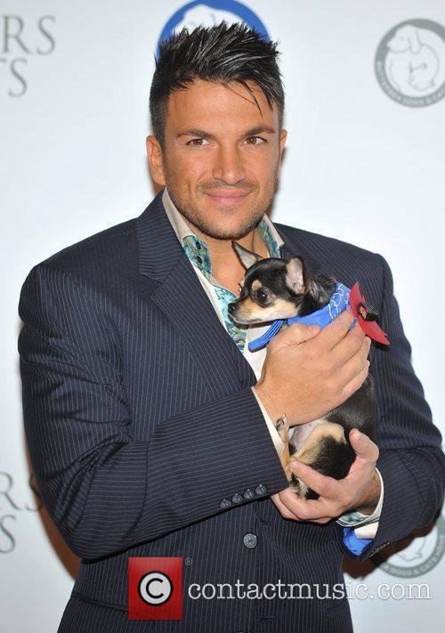 Peter Andre and Evolution 5