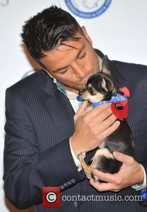 Peter Andre and Evolution 4
