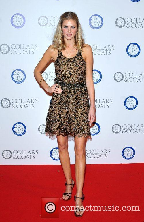 Donna Air Battersea Dogs & Cats Home's Collars...