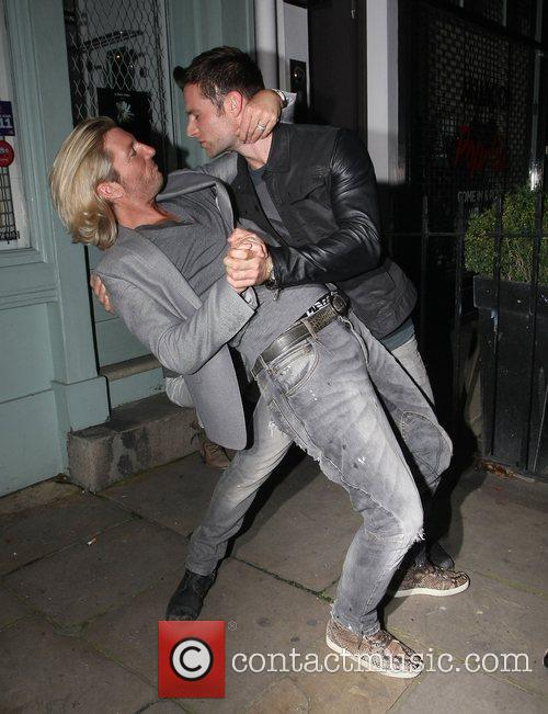 Savage, Harry Judd, McFly and Strictly Come Dancing 11