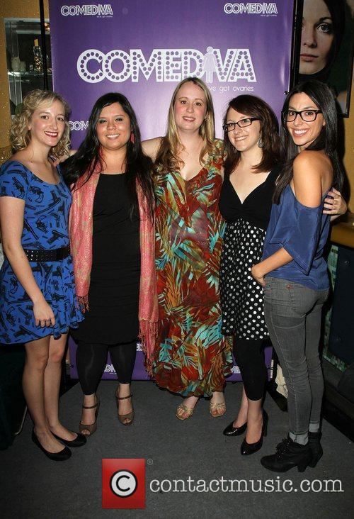 'Comediva' Web series Launch Party held at The...