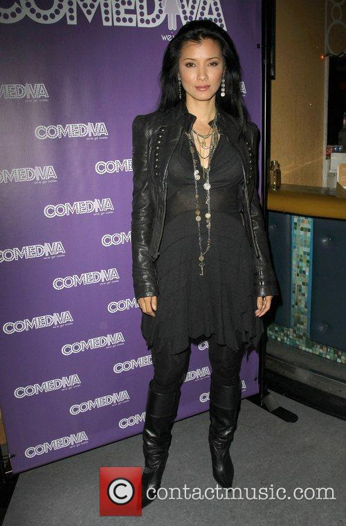 Kelly Hu 'Comediva' Web series Launch Party held...