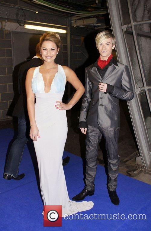 Sam Faiers and Harry Derbidge of 'The Only...
