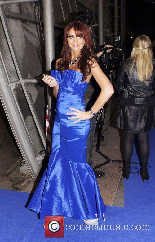 Amy Childs of 'The Only Way is Essex'...