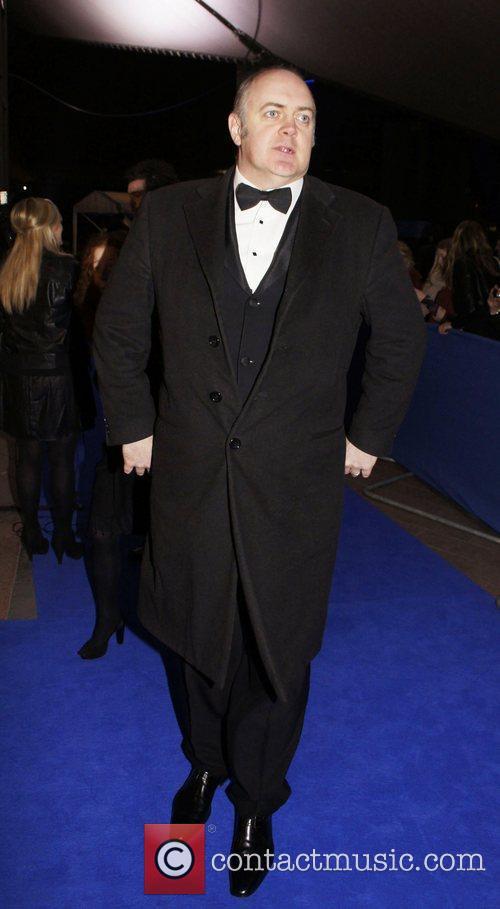 Dara O Brian The British Comedy Awards 2011...