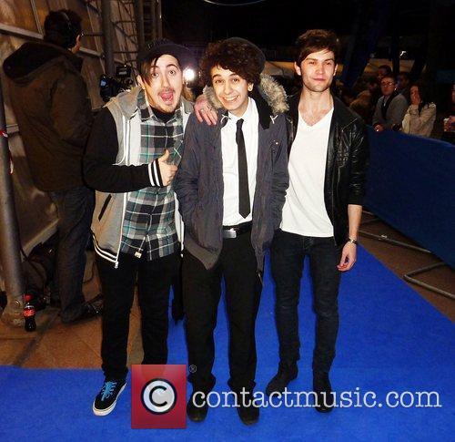 Guests  The British Comedy Awards 2011 At...