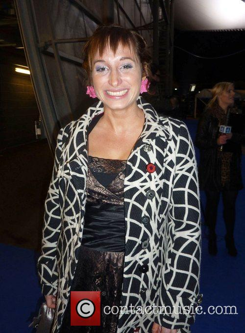 Isy Suttie The British Comedy Awards 2011 At...