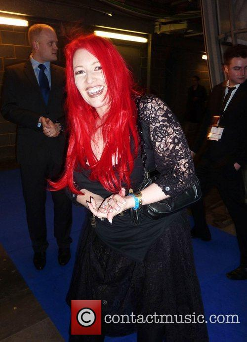 Jane Goodman The British Comedy Awards 2011 At...