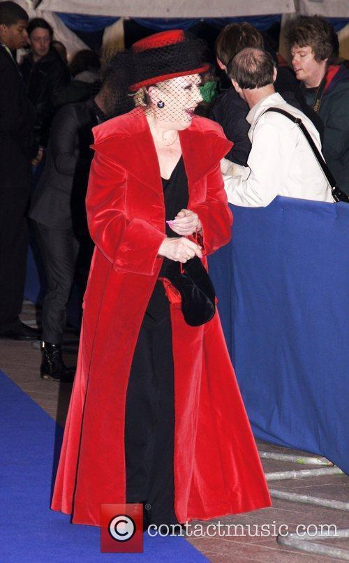 Jean Ferguson The British Comedy Awards 2011 At...
