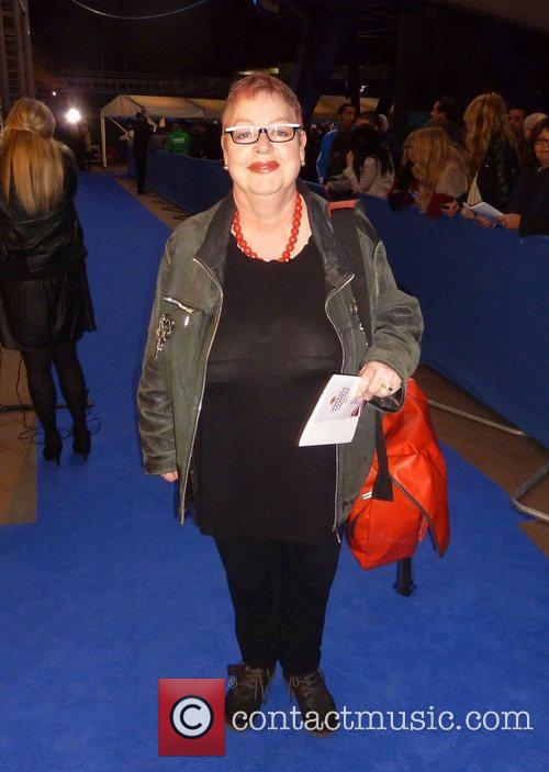 Jo Brand The British Comedy Awards 2011 At...