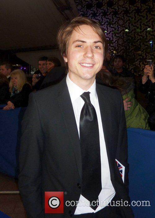 Joseph Thomas  The British Comedy Awards 2011...