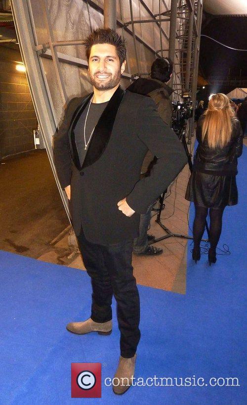 Kayvan Novak The British Comedy Awards 2011 At...