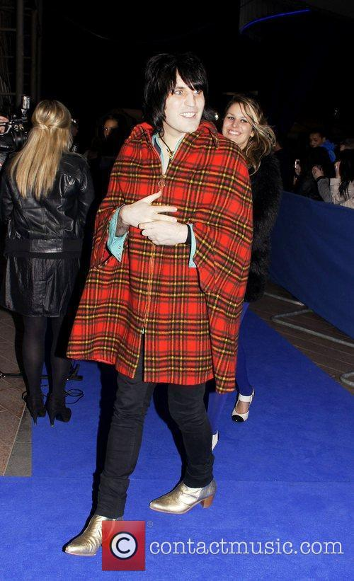 Noel Fielding The British Comedy Awards 2011 At...