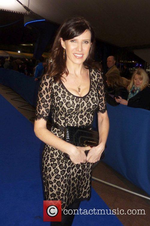 Ronni Ancona The British Comedy Awards 2011 At...
