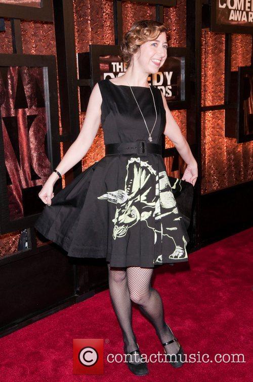 Kristen Schaal  First Annual Comedy Awards -...