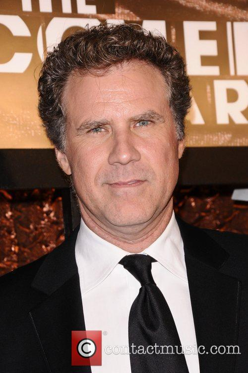 Will Ferrell  First Annual Comedy Awards -...