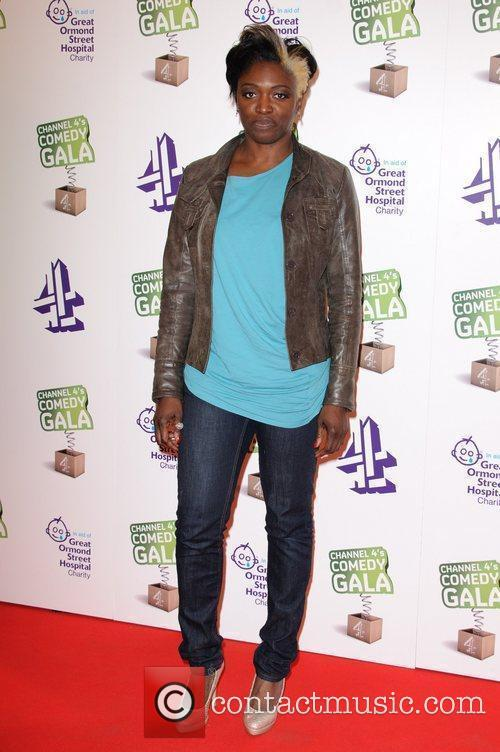 Channel 4's Comedy Gala - Arrivals.