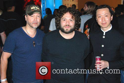 Carlos Gallardo and Dan Fogler 10