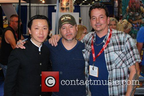 Carlos Gallardo and Kevin Eastman 7