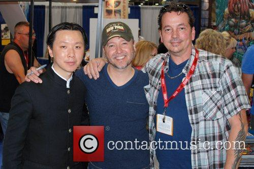 Carlos Gallardo and Kevin Eastman 4