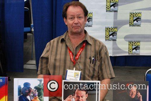 Jeffrey Breslauer  Celebrities sightings during Comic-Con 2011...