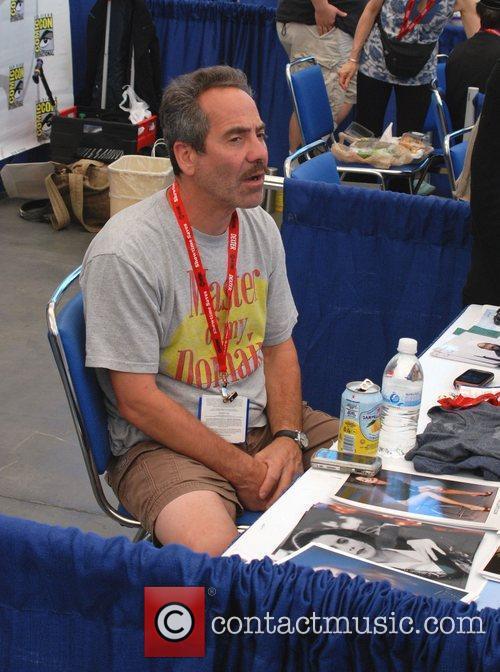 Larry Thomas  Celebrities sightings during Comic-Con 2011...