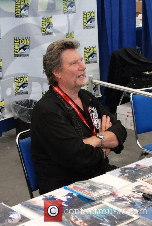 Celebrities sightings during Comic-Con 2011